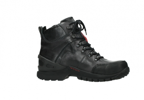 wolky lace up boots 06500 city tracker 30210 anthracite leather_14