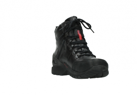 wolky lace up boots 06500 city tracker 30210 anthracite leather_17