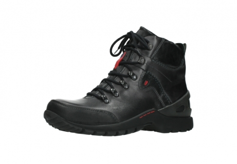 wolky lace up boots 06500 city tracker 30210 anthracite leather_23