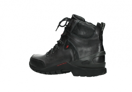 wolky lace up boots 06500 city tracker 30210 anthracite leather_3