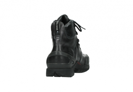 wolky lace up boots 06500 city tracker 30210 anthracite leather_8
