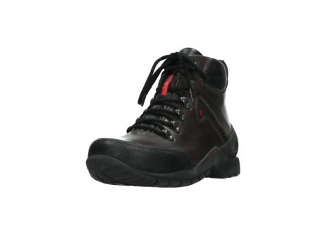 wolky lace up boots 06500 city tracker 30300 brown leather_21