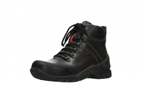 wolky lace up boots 06500 city tracker 30300 brown leather_22