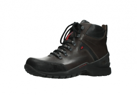 wolky lace up boots 06500 city tracker 30300 brown leather_23
