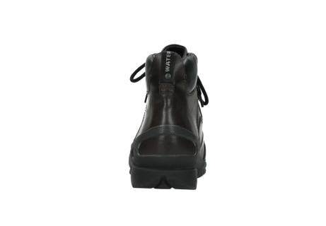 wolky lace up boots 06500 city tracker 30300 brown leather_7