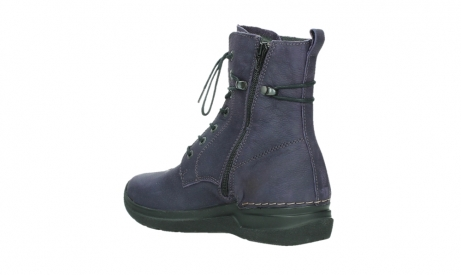 wolky lace up boots 06601 walla walla 11600 purple nubuckleather_16