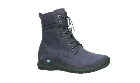 wolky lace up boots 06601 walla walla 11600 purple nubuckleather_3