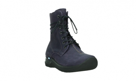 wolky lace up boots 06601 walla walla 11600 purple nubuckleather_5