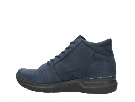 wolky lace up boots 06606 why 11800 blue nubuck_14