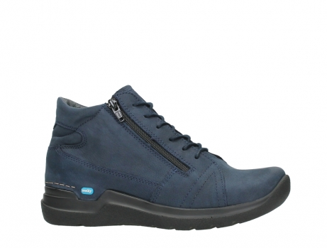 wolky lace up boots 06606 why 11800 blue nubuck_2