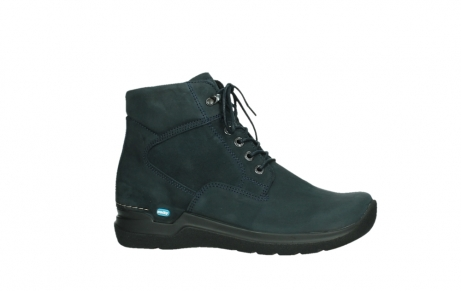wolky lace up boots 06612 whynot 16800 blue nubuck_2