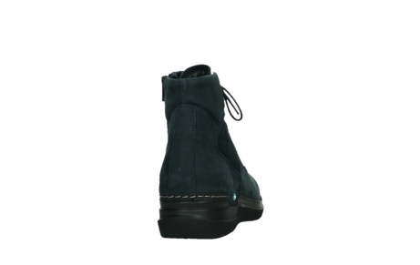 wolky lace up boots 06612 whynot 16800 blue nubuck_20