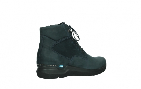wolky lace up boots 06612 whynot 16800 blue nubuck_23
