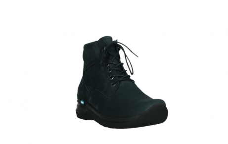 wolky lace up boots 06612 whynot 16800 blue nubuck_5
