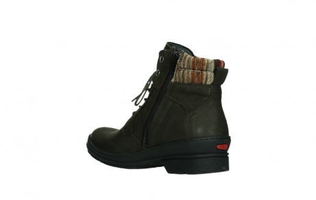 wolky lace up boots 07645 latky 17770 cactus leather_16