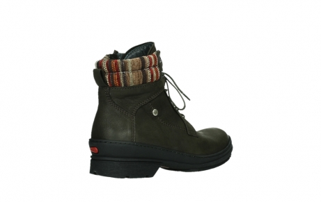 wolky lace up boots 07645 latky 17770 cactus leather_22