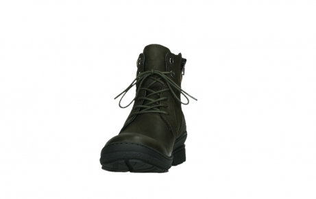 wolky lace up boots 07645 latky 17770 cactus leather_8