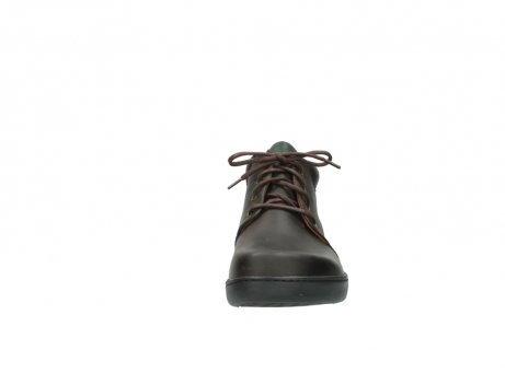 wolky lace up boots 08100 kansas 50300 brown leather_19
