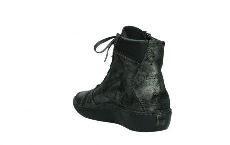 wolky lace up boots 08130 zeus 46280 metal suede_17