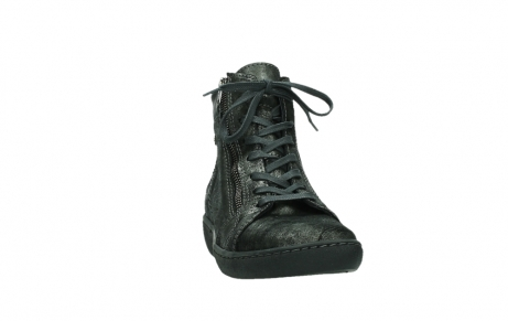 wolky lace up boots 08130 zeus 46280 metal suede_6