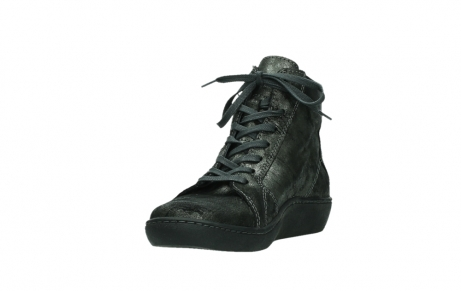 wolky lace up boots 08130 zeus 46280 metal suede_9