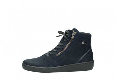 wolky lace up boots 08130 zeus 50800 blue oiled leather_24