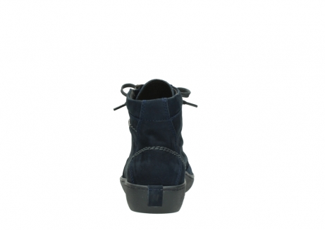 wolky lace up boots 08130 zeus 50800 blue oiled leather_7