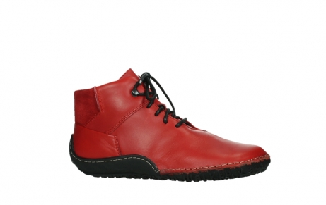 wolky lace up boots 08361 mokola 50500 red leather_2