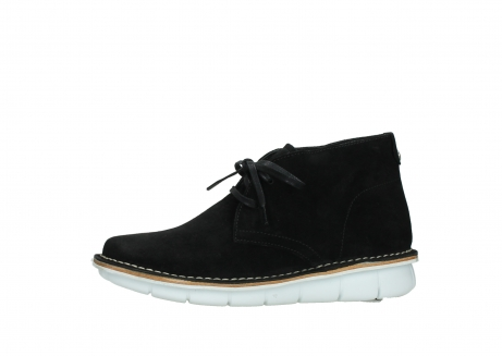 wolky lace up boots 08397 wilna 40070 black olied suede_24
