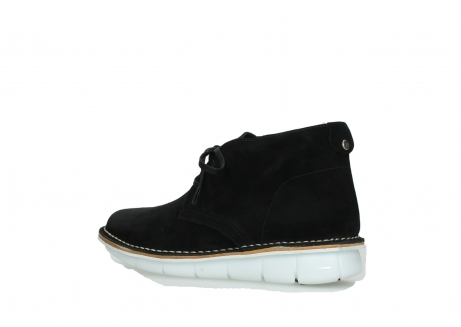 wolky lace up boots 08397 wilna 40070 black olied suede_3