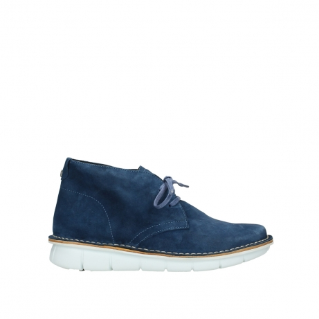 wolky lace up boots 08397 wilna 40840 jeans suede