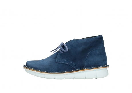 wolky lace up boots 08397 wilna 40840 jeans suede_1