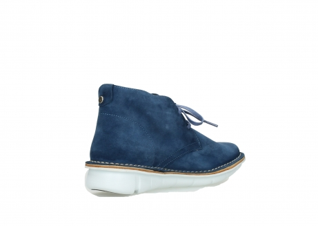 wolky lace up boots 08397 wilna 40840 jeans suede_10