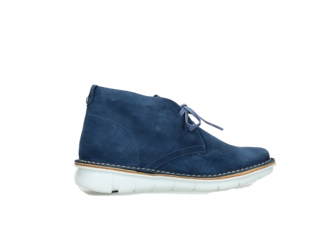 wolky lace up boots 08397 wilna 40840 jeans suede_12