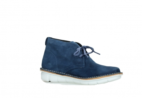 wolky lace up boots 08397 wilna 40840 jeans suede_15