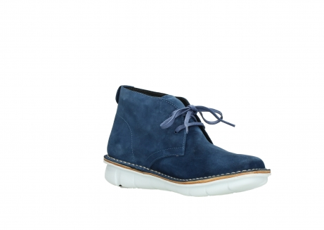 wolky lace up boots 08397 wilna 40840 jeans suede_16