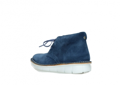 wolky lace up boots 08397 wilna 40840 jeans suede_4