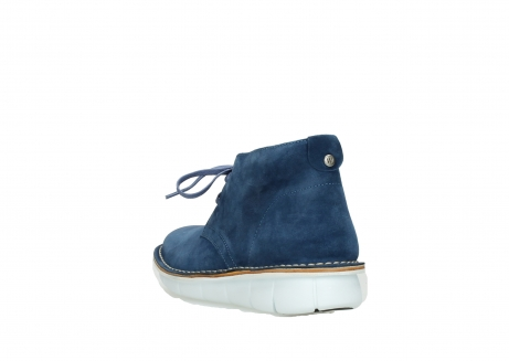 wolky lace up boots 08397 wilna 40840 jeans suede_5