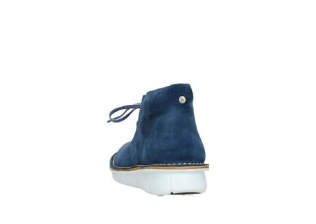 wolky lace up boots 08397 wilna 40840 jeans suede_6