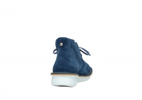 wolky lace up boots 08397 wilna 40840 jeans suede_8
