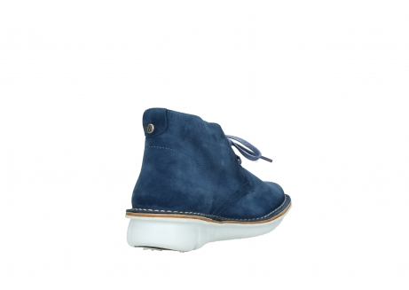wolky lace up boots 08397 wilna 40840 jeans suede_9