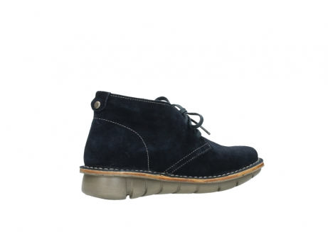 wolky lace up boots 08397 wilna 40870 blue suede_11