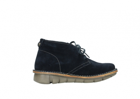 wolky lace up boots 08397 wilna 40870 blue suede_12