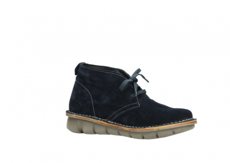 wolky lace up boots 08397 wilna 40870 blue suede_15