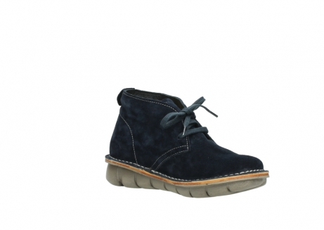 wolky lace up boots 08397 wilna 40870 blue suede_16