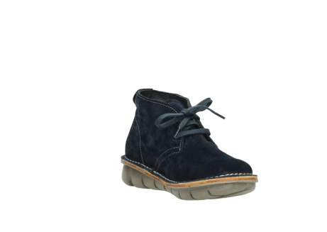 wolky lace up boots 08397 wilna 40870 blue suede_17