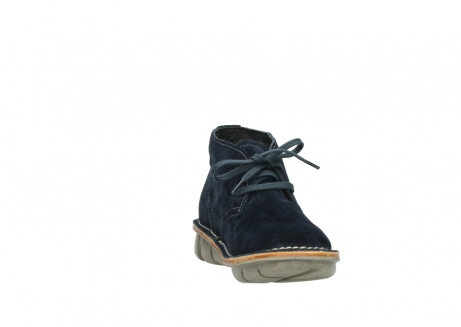 wolky lace up boots 08397 wilna 40870 blue suede_18