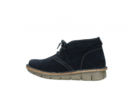 wolky lace up boots 08397 wilna 40870 blue suede_2