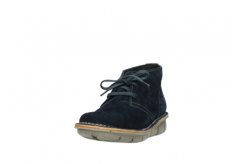 wolky lace up boots 08397 wilna 40870 blue suede_21