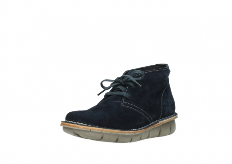wolky lace up boots 08397 wilna 40870 blue suede_22